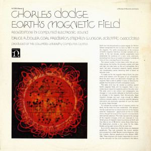 Charles Dodge — Earth's Magnetic Field (Nonesuch, 1970)